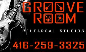 Groove Room Rehearsal Studios