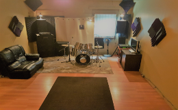 Groove Room Musicians Band Rehearsal Jam Rooms Toronto